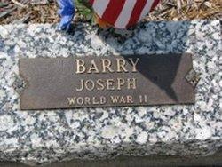 SSGT Joseph G Barry