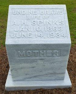 Undine <I>Brame</I> Spinks