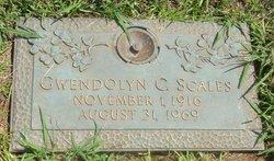Gwendolyn <I>Cline</I> Scales