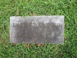 Fannie S Sandford