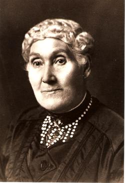 Lucy May <I>Dean</I> Brown