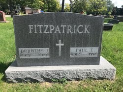 Paul T Fitzpatrick