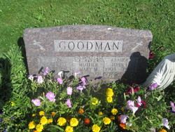 Mary M <I>Sonnentag</I> Goodman