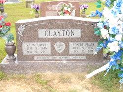 "Robert Frankin ""Frank"" Clayton"