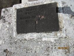 Mrs Ozea Margerite <I>Hanks</I> Alleman