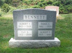 Emma L. <I>Crawford</I> Bennett