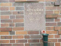 Alexander Abusch