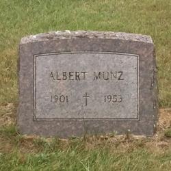 "Albert J. ""Joe"" Munz, Jr"