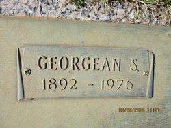 Georgean <I>Sain</I> Arant