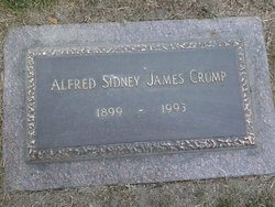"Alfred James Sidney ""Sid"" Crump"