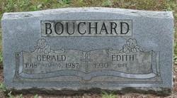 Edith <I>McCulley</I> Bouchard