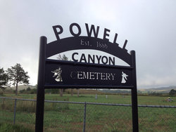 Powell Canyon Cemetery