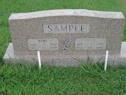 Bert Sample
