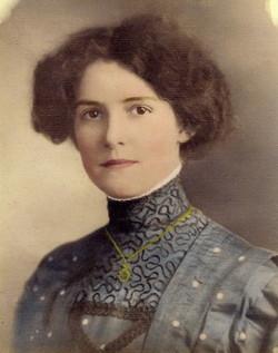 Anna Elizabeth <I>Kobald</I> Behle