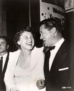 Lillian vedder wife dennis morgan