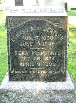 Edward Anton Gilbertson