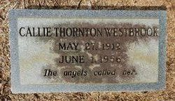 Callie Thornton