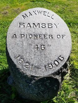 Maxwell Ramsby