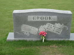 Lila G. <I>Williams</I> Crook