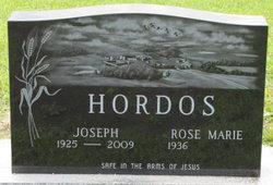 Rose Marie <I>Molnar</I> Hordos