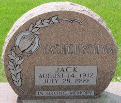 Jack Yashchyshyn