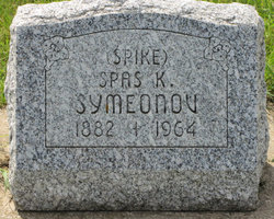 "Spas K. ""Spike"" Symeonov"