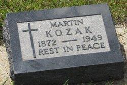 Martin Kozak