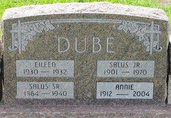 "Salus ""Fred"" Dube, Jr"