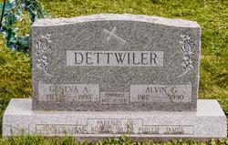 Alvin G. Dettwiler