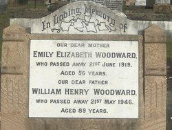 Emily Elizabeth <I>Washband</I> Woodward