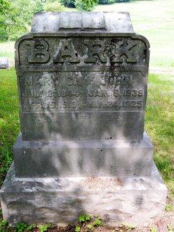 Mary Catherine <I>Smeltzer</I> Bark