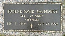 Eugene David Saunders