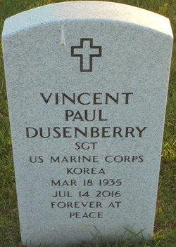 Vincent Paul Dusenberry