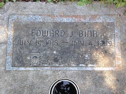 Edward James Bina