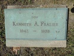 Kenneth A Frazier