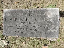 Elmer John Peterson