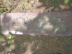 George W Haskins