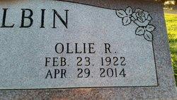 Ollie Rose <I>Elliott</I> Albin