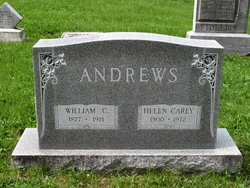 Helen <I>Carey</I> Andrews