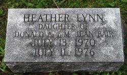 Heather Lynn Bair