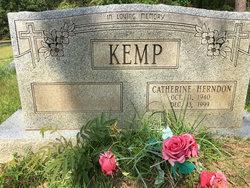 Catherine Herndon Kemp