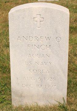 """Andrew Owen """"Jody"""" Finch"""