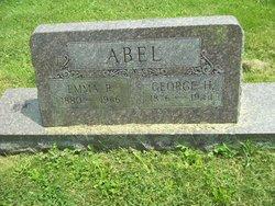 Emma R <I>Theurer</I> Abel