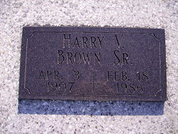 Harry Vernon Brown
