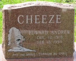 Edward Andrew Cheeze