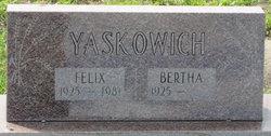Felix Yaskowich