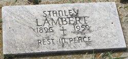 Stanley Lambert