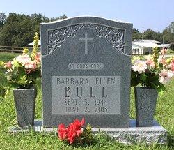 Barbara Ellen <I>Bull</I> Webb