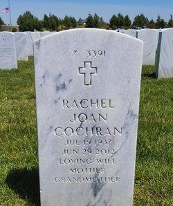 """Rachel Joan """"Joni"""" <I>Wildman</I> Cochran"""