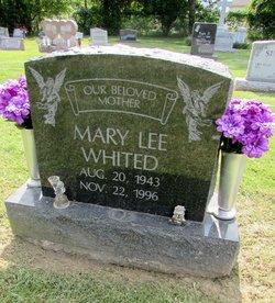 Mary Lee <I>Fox</I> Whited